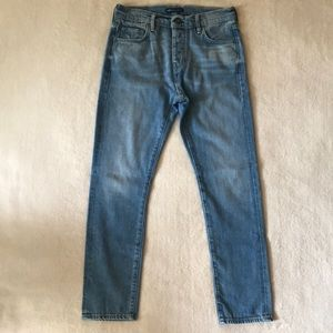 Levi's Slouchy Taper